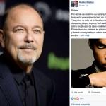 Rubén Blades destaca la lucha de Prince contra la dictadura de la disqueras