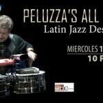 Noche de salsa y latin jazz con Carlos 'Peluzza' Del Carpio