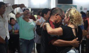 Boleros, guarachas y salsa, pusieron a bailar a los asistentes al evento. (Foto: Salserísimo Perú)