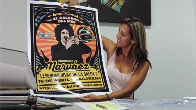 Viviana Álvarez, directora de Latina Stereo, conversó con nuestro Editor de Contenidos, Martín Gómez.
