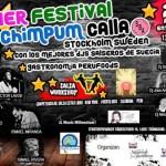 Anuncian Primer Festival Chim Pum Callao en Suecia