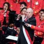 Kuczynski: «La música será una materia obligada en educación»