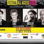 Festival All Access: Alejandro Sanz tendrá más tiempo en tarima que Eddie Palmieri