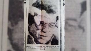 Fotografía tomada del archivo de la Biblioteca Nacional.