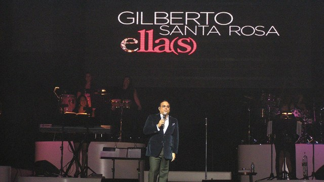 Gilberto Santa fue considerado por Eddie Palmieri como uno de los grandes salseros de esta época. (Foto: Facebook/GilbertoSantaRosa)