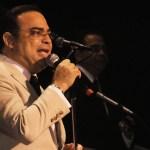 Gilberto Santa Rosa celebrará en Perú sus 40 años de vida artística