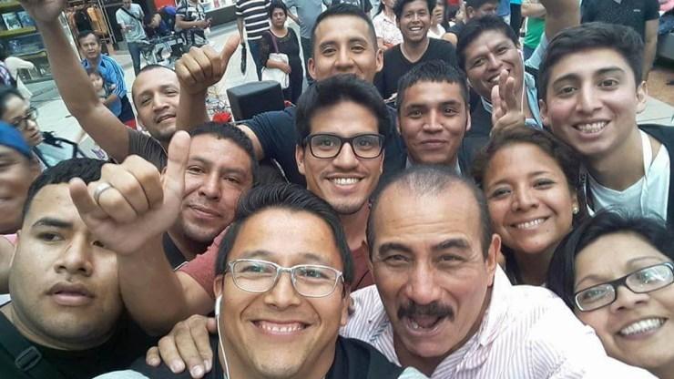 """""""Perú gracias por tanto cariño"""", indicó el salsero en su cuenta de Facebook. (Foto: Facebook/CharlieAponte)"""