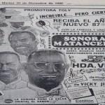La Sonora Matancera recibió el año con apagón incluido