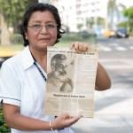 Noemí Herrera: «Siento que Maelo se despidió de mí»