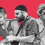 Sabor y Control, Ray Callao y Barrio Bomba juntos en una tarima