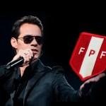 Federación Peruana de Fútbol se opone a concierto de Marc Anthony