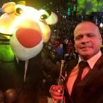 """Jhonny Peña: """"La salsa en el Perú va por buen camino"""""""