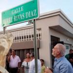Puerto Rico: Jerry Rivas ya tiene una calle con su nombre