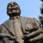 Callao: mutilan estatua de Eddie Palmieri