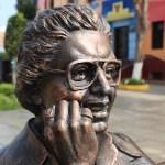Policía evitó que roben estatuas de Héctor Lavoe y Celia Cruz
