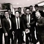 La Orquesta Mercadonegro no llegó completa al Perú