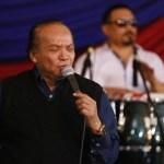 Todo listo para los 50 años de Pablo Villanueva Melcochita