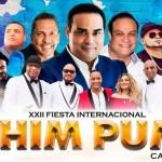 Reconfirmado: estos son los artistas que estarán en el Chim Pum Callao 2018