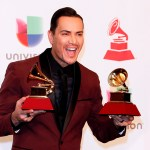 Con balada y reguetón, Víctor Manuelle ganó Grammy a 'Mejor Álbum de Salsa'