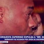 Zaperoko: las lágrimas de su exanimador en televisión