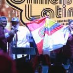 La Dimensión Latina dejó el corazón en la tarima