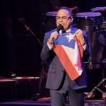 """Gilberto Santa Rosa: """"Es hora de ponernos los pantalones largos como pueblo y electores"""""""
