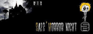Salsa strasbourg Horror Night