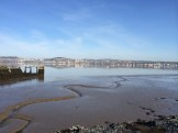 View from Newport to Dundee