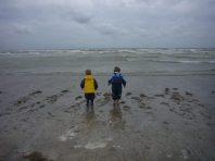 The beach at Ijmuiden