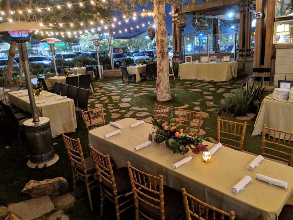 Private Dining El Segundo Salt Creek Grille