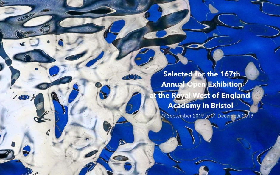 Selected for the 167th Annual Open Exhibition at the Royal West of England Academy