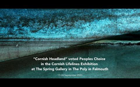 Cornish Lifelines Exhibition - mobile
