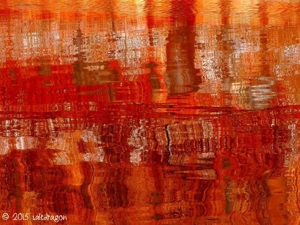 Rusty hull
