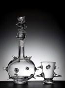 Max Lamb.RCA..Spiked Decanter 2010.