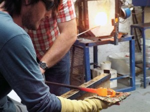 Sunday Glass Making Courses 2019 @ SALT Glass Studios
