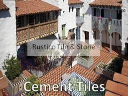 cement tiles photos