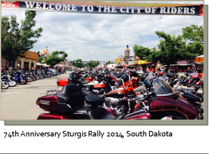74th AnniversarySturgisRally