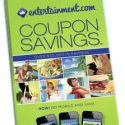 Entertainment Coupon Books 15% off with FREE Shipping until 9/13