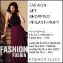 Fall Fashion Fusion this Friday at Fashion Place