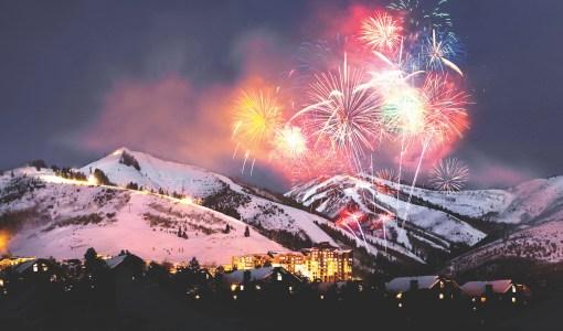 new year's eve celebrations around salt lake city