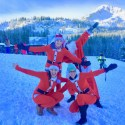 Brighton Utah Ski Lift Tickets Free for Santas