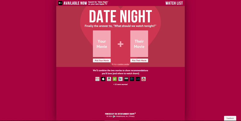Date Night Movie Night Without Arguing!!