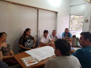 WhatsApp-Image-2019-04-26-at-14.59.29-300x225 Prefeito se reuniu com secretários e vereadores e equipe de engenharia para apresentação do projeto de revitalização da Avenida Pio XII.