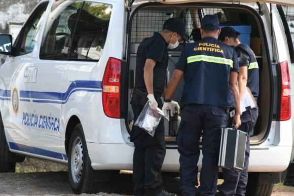 PARTE OFICIAL DE LA POLICÍA QUE SIGUE EN BUSQUEDA DEL ASESINO DE COMERCIANTE EN CONSTITUCIÓN