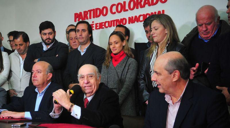 DISCONFORMIDAD EN COALICIÓN: SECTOR COLORADO MOLESTO POR ALIANZA ENTRE CA Y PN EN SALTO