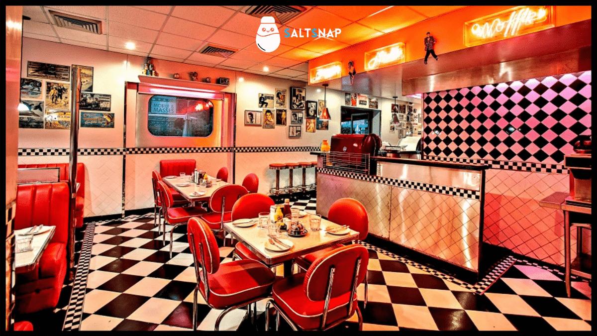 All American Diner delhi