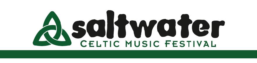 Saltwater Celtic Music Festival - logo