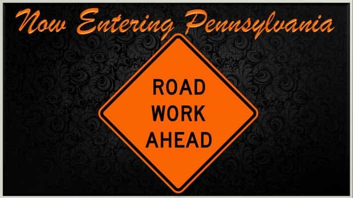 Road-work-ahead