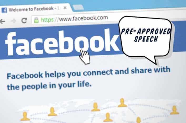 facebook-bans-free-speech