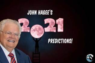John Hagee releases his 2021 predictions!